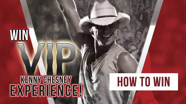 Win Kenny Chesney VIP!