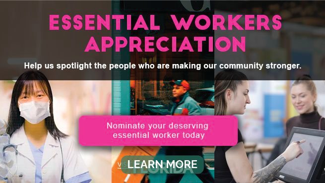 Essential Workers Appreciation