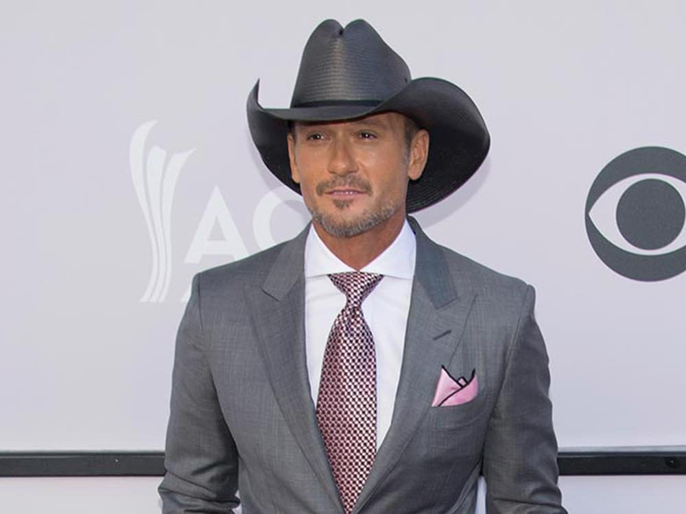 """Tim McGraw Releases Touching New Video for """"I Called Mama"""" Featuring Fan-Submitted Photos & Clips [Watch]"""