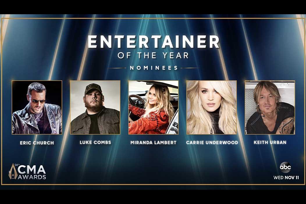 CMA Nominations!