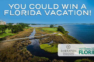 You Could Win A Florida Vacation!
