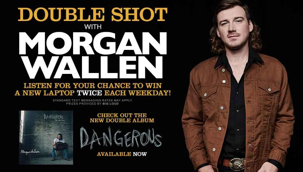 Double Shot with Morgan Wallen