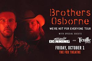 Oct 1, 2021 – Brothers Osborne