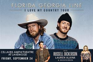 Sept 24, 2021 – Florida Georgia Line