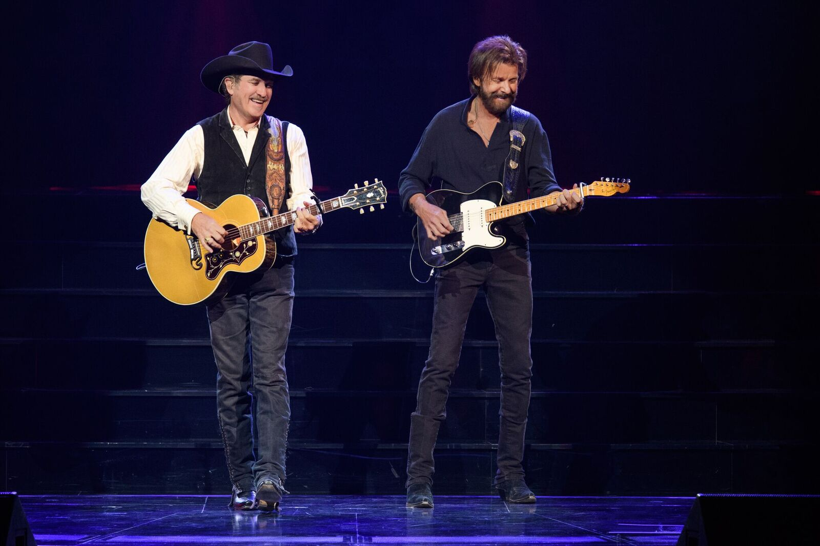 OCT 7 – Brooks and Dunn