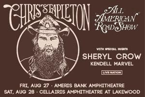 Aug 27 & 28 – Chris Stapleton