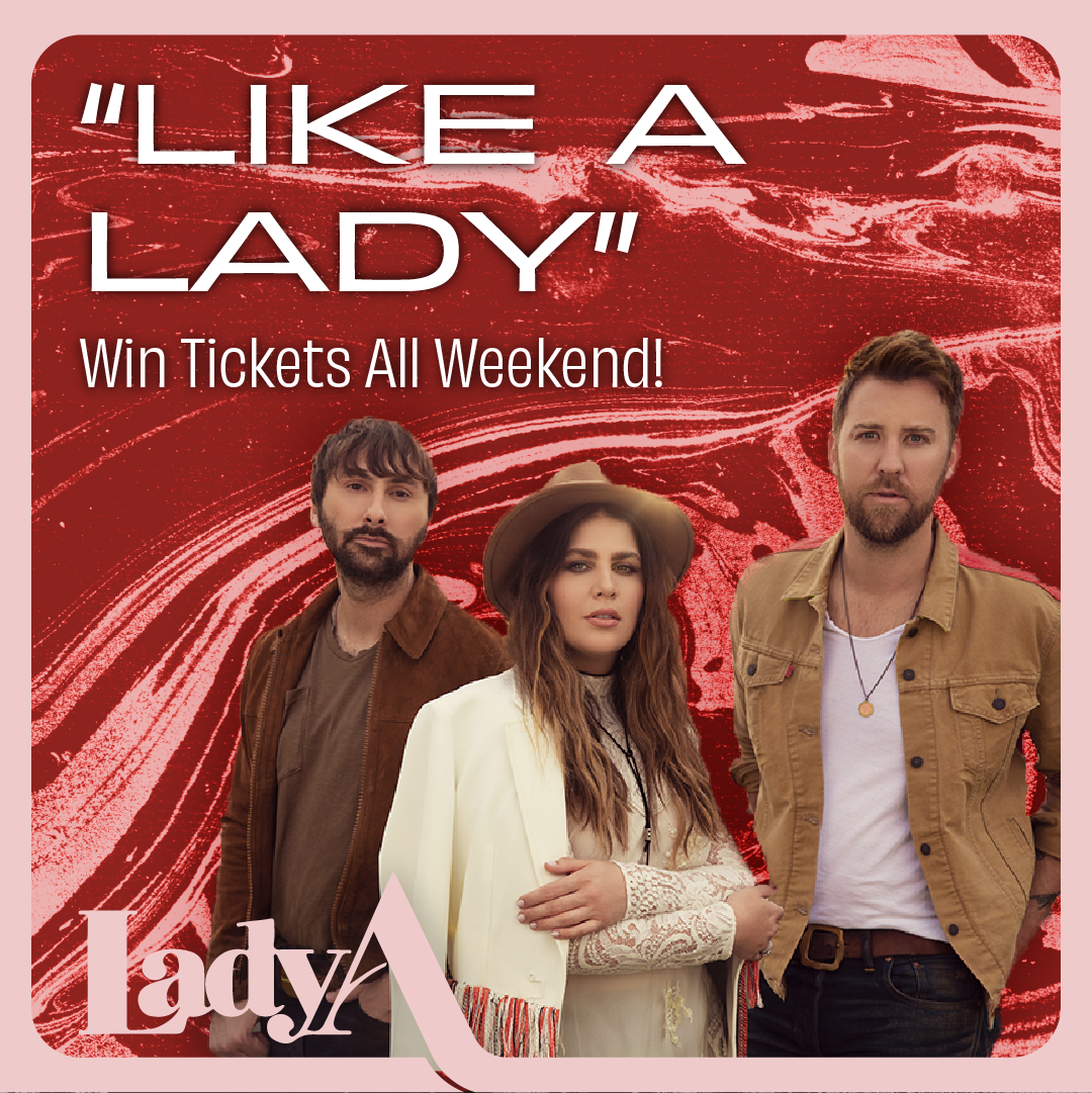 Win Tickets To See Lady A!