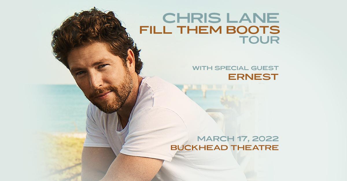 MAR 17 – Chris Lane