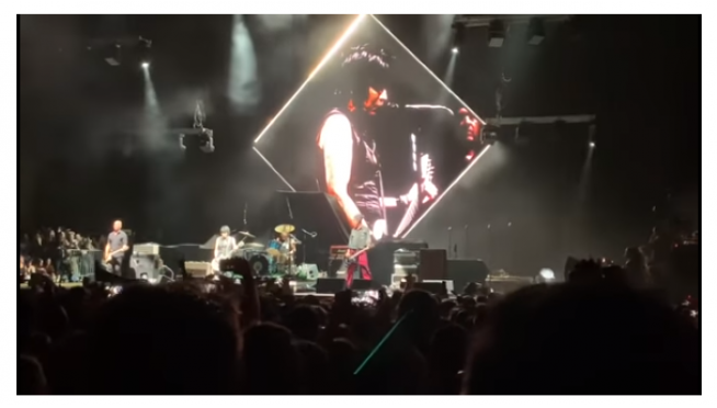 Watch Nirvana Reunite at Cal Jam 2018