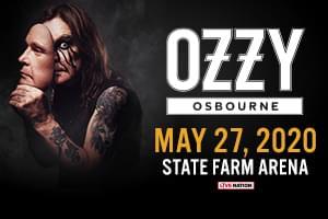 May 27 – Ozzy Osbourne
