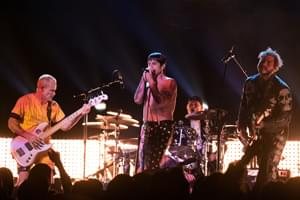 Red Hot Chili Peppers to Perform Live from Giza Pyramids