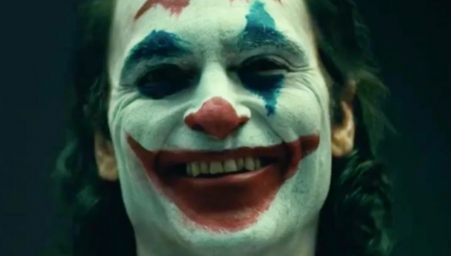"Watch The First Trailer For ""Joker"""