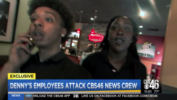 Restaurant Report Card visit ends in chaos