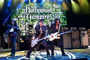 WATCH: Hollywood Vampires Cover 'Heroes' by Bowie on 'Kimmel'