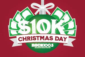 $10K Christmas Day