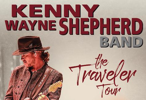 Apr 2 – Kenny Wayne Sheppard Band