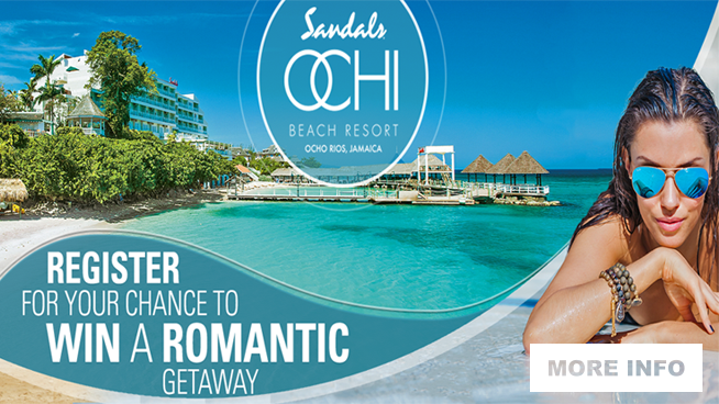 Giveaway Trip To Jamaica!