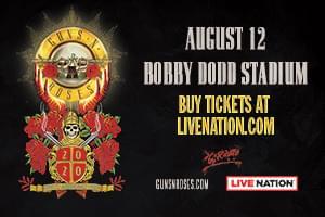 Aug 12 – Guns N Roses
