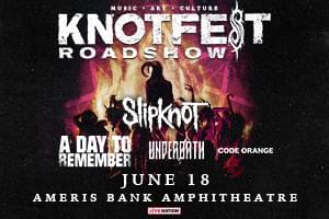 CANCELLED – KNOTFEST ROADSHOW