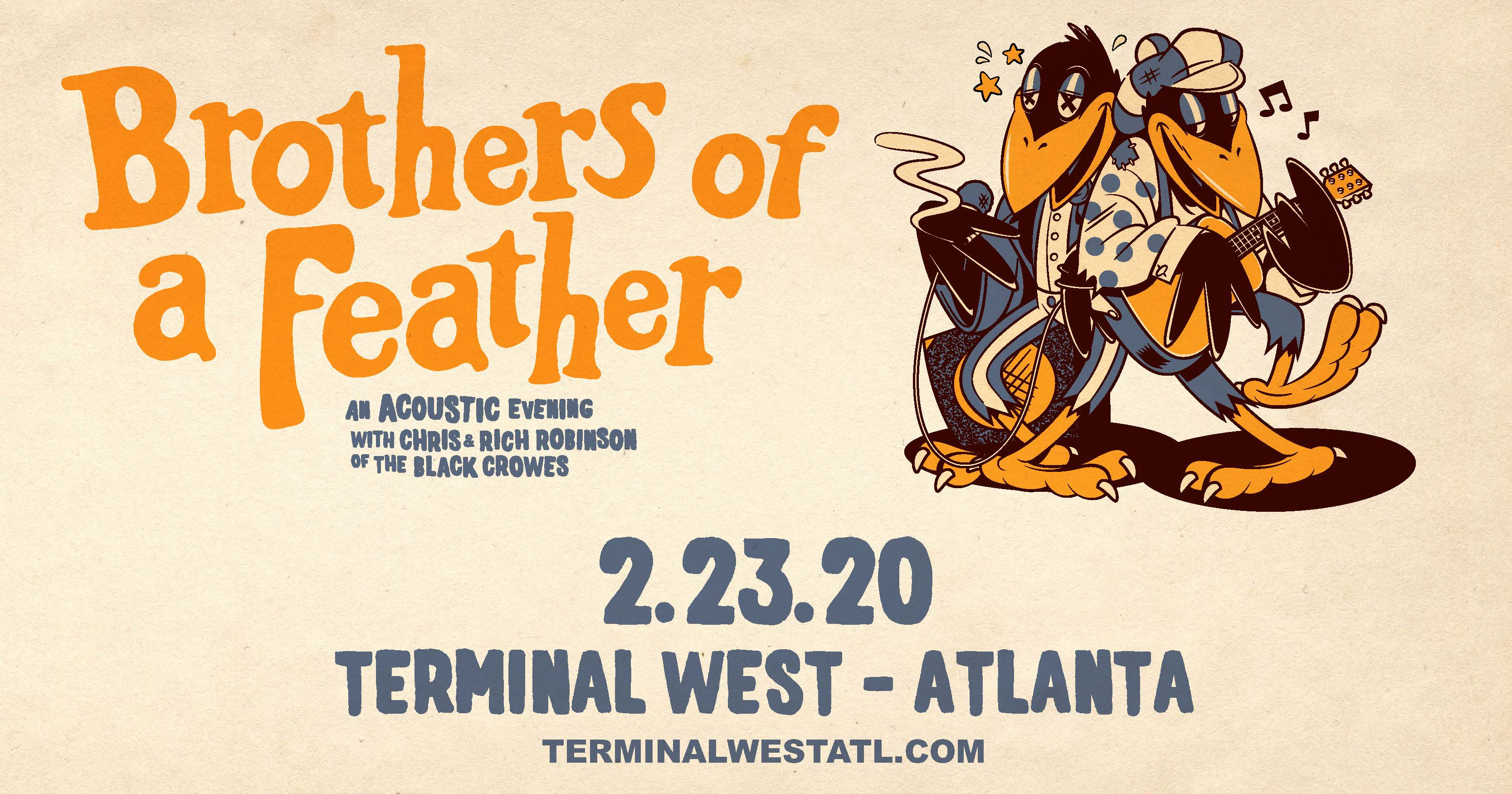 Feb 23 – Brothers of a Feather