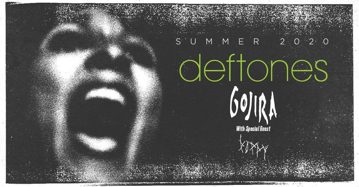 Aug 29 – Deftones