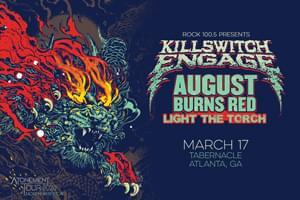 Mar 17 – Killswitch Engage