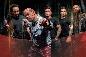 Five Finger Death Punch Weekend!