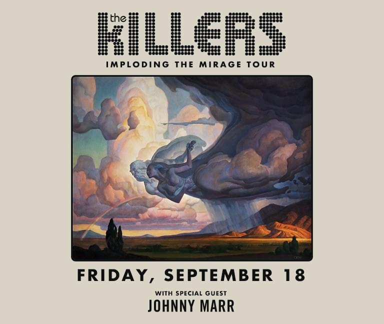 Sep 18 – The Killers