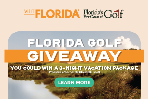Florida Golf Giveaway