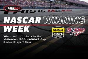 NASCAR Winning Week