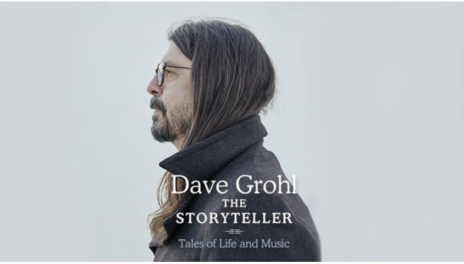 Dave Grohl: The Storyteller