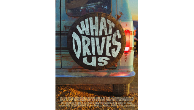 """Dave Grohl documents life on the road with """"What Drive Us"""""""