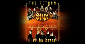 June 18 – Collective Soul with Styx