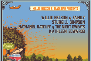 Sep 22 – Outlaw Music Festival Featuring Willie Nelson and More