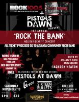 Nov 13 – Rock The Bank