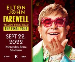 Sep 22 – Elton John