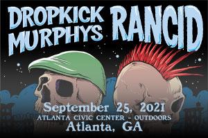 Dropkick Murphys Free Ticket Friday
