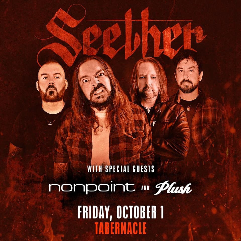 October 1 – Seether