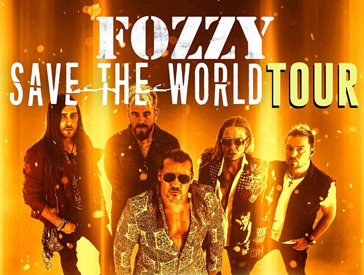 October 1 – Fozzy