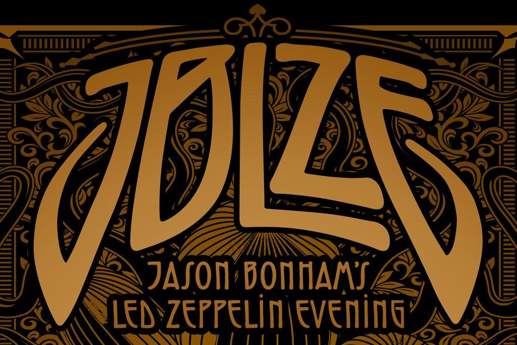November 23 – Jason Bonham's Led Zeppelin Evening