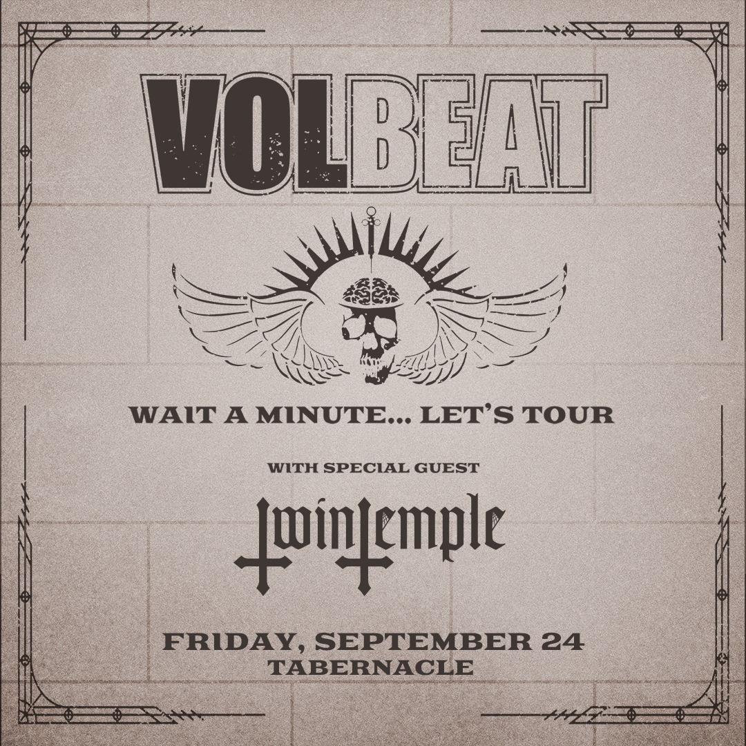 Sep 24 – Volbeat