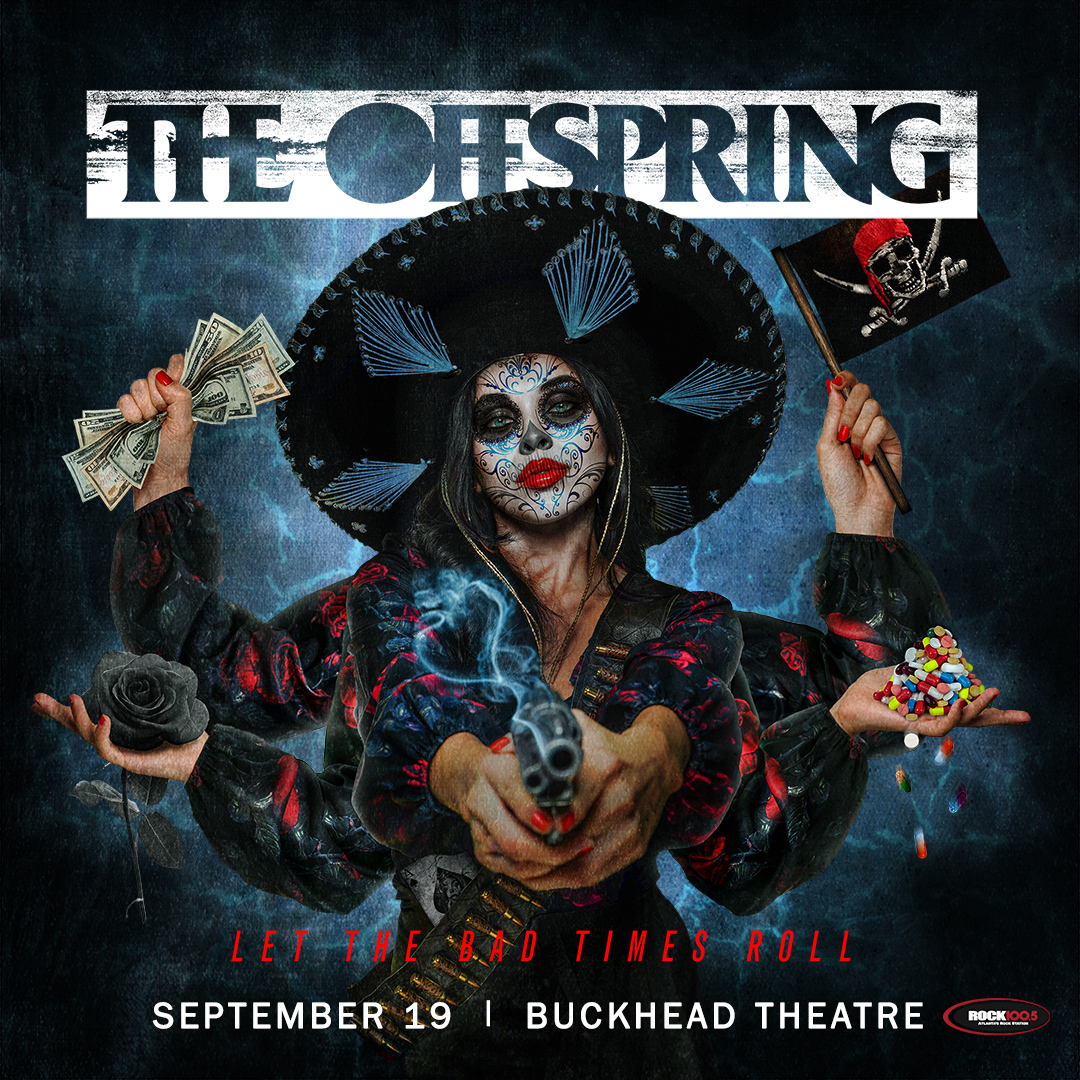 Sept 19 – Rock 100.5's End Of Summer Bash Featuring The Offspring