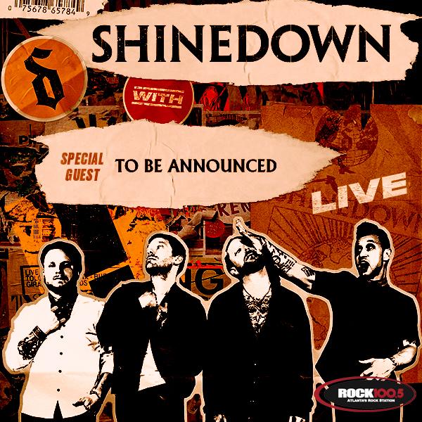Win Shinedown Tickets ALL WEEK!