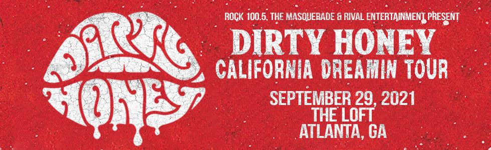 Win Dirty Honey Tickets!