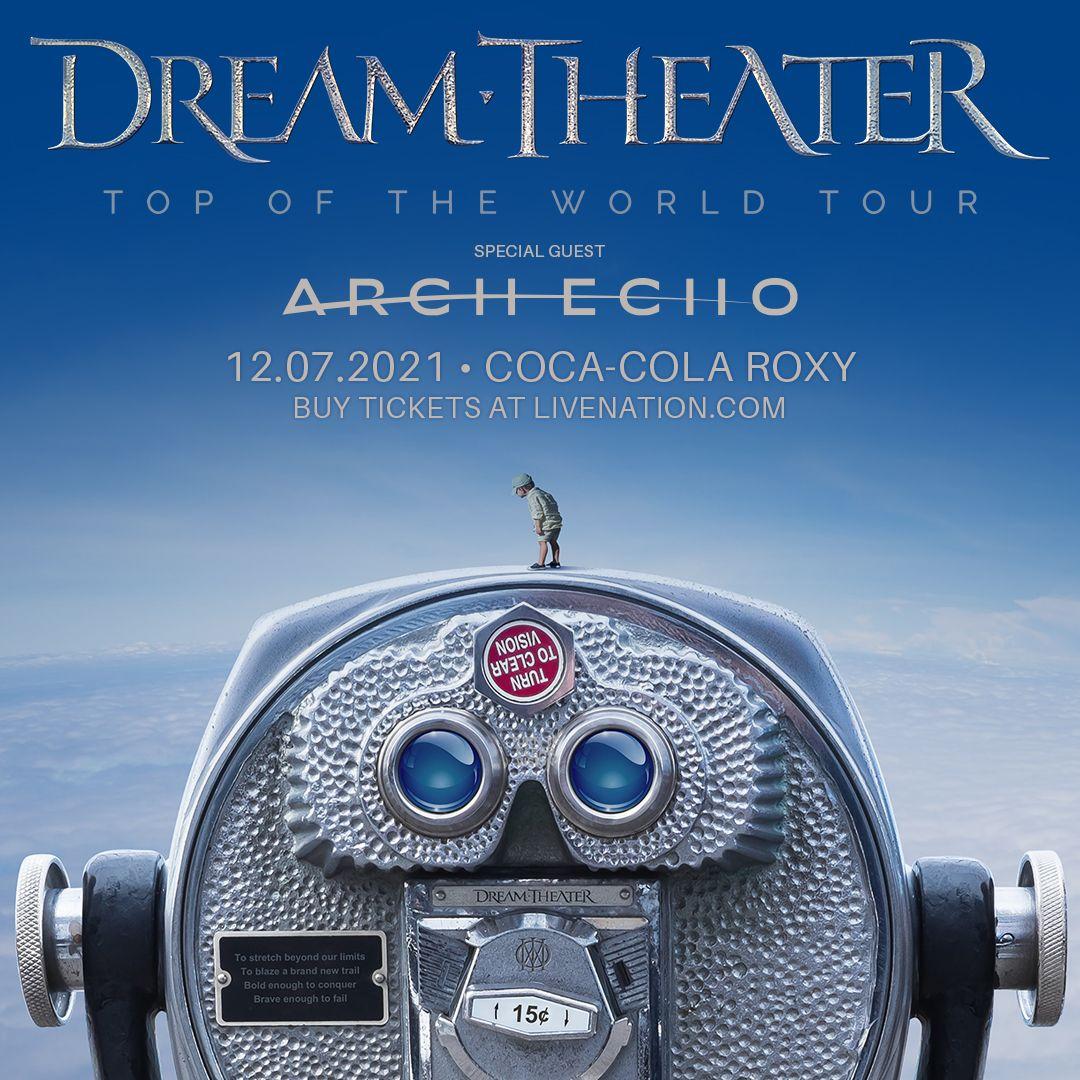 Dec 7 – Dream Theater