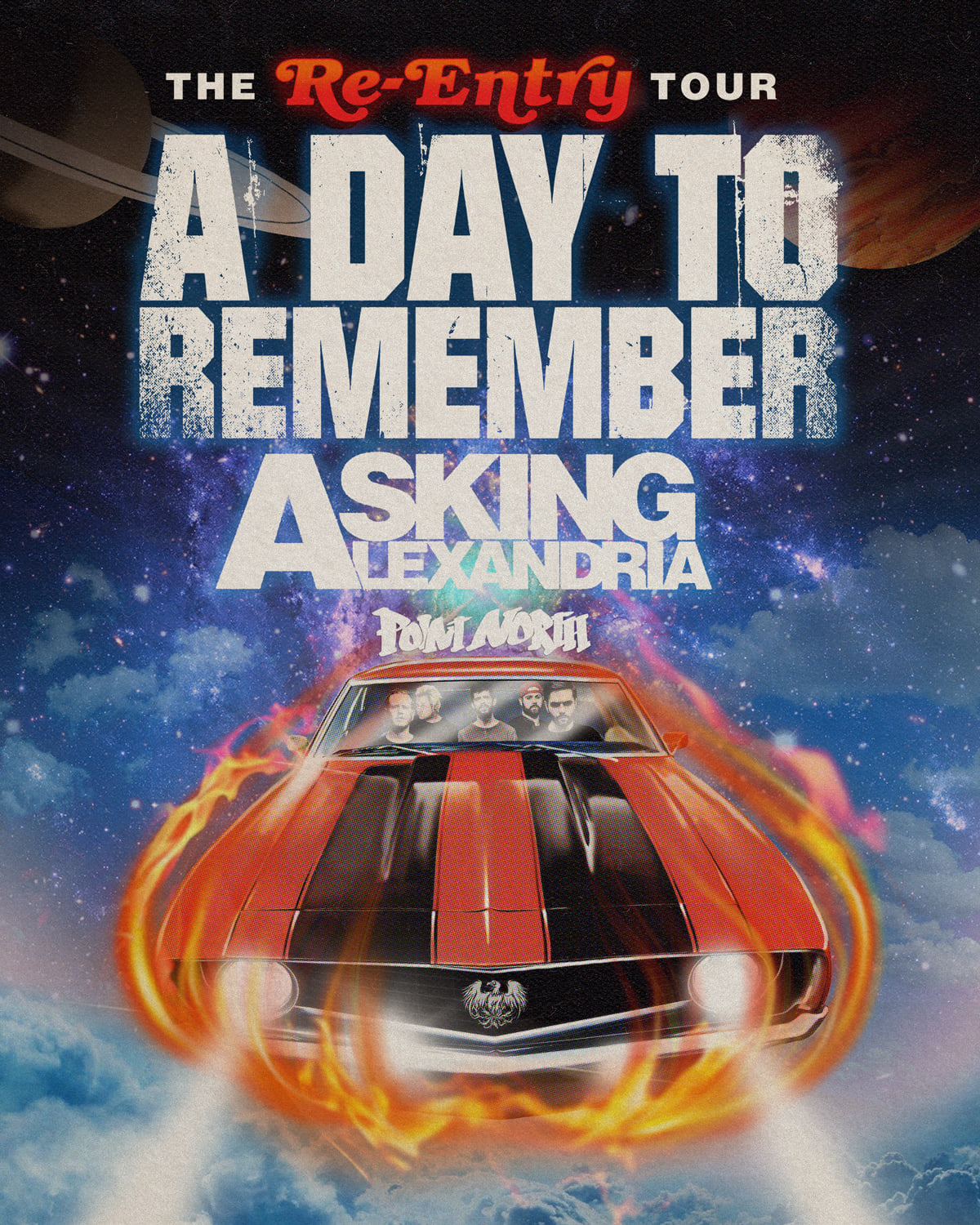 Nov 3 – Rock 100.5 Presents: A Day To Remember