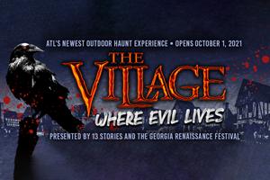 The Village at Georgia Renaissance Festival – Oct 1-31