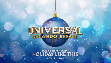 You Could Win a Trip to Universal Orlando Resort TM