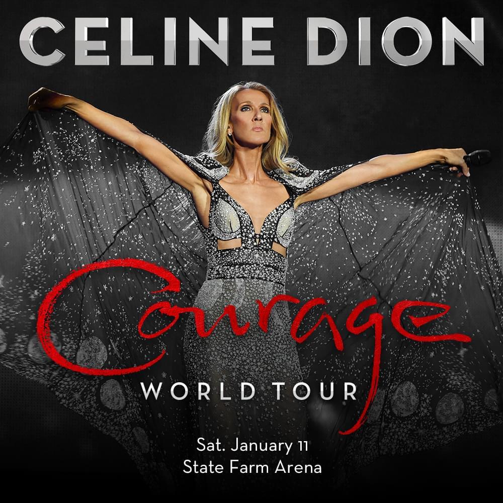 Jan 11 – Celine Dion
