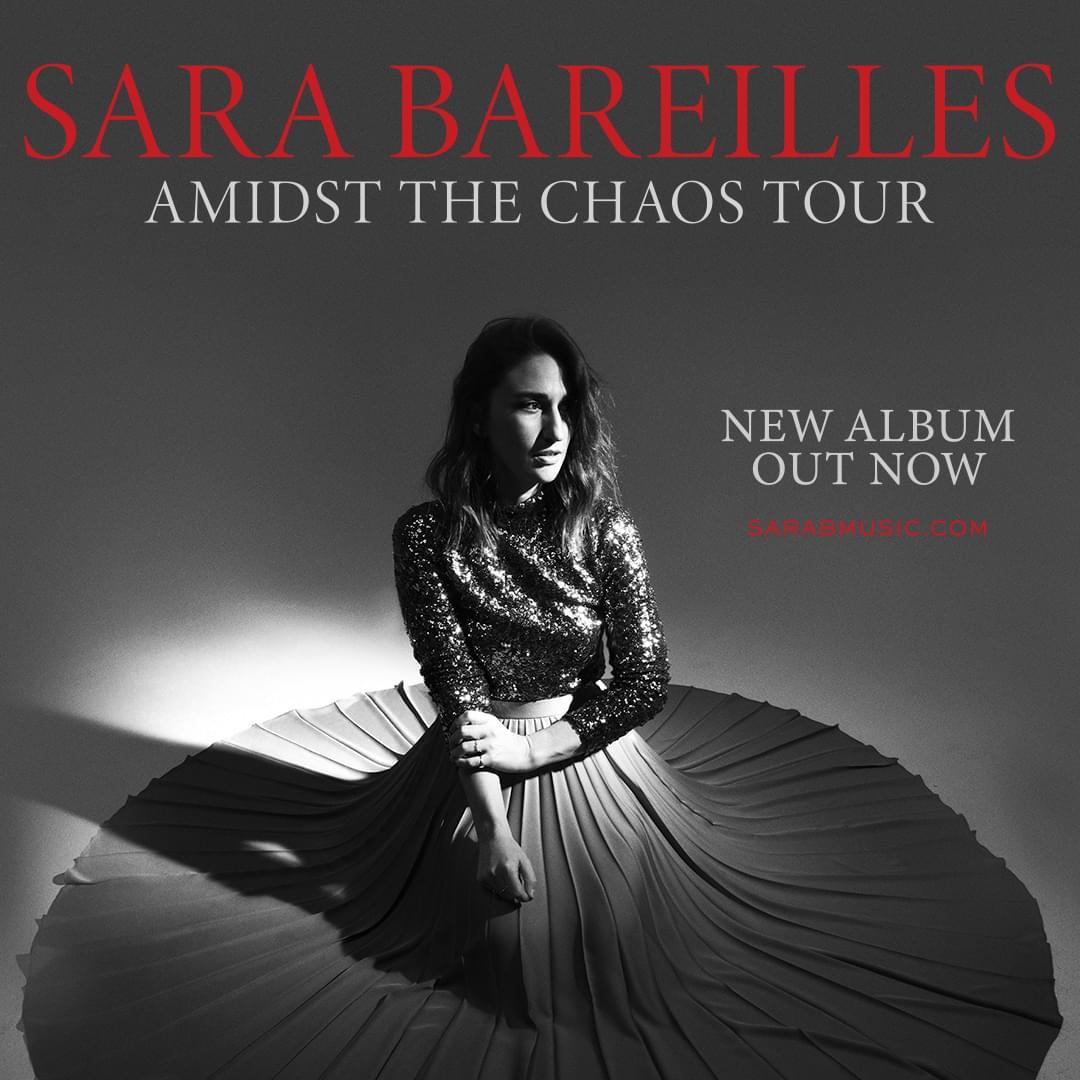 Nov 26 – Sara Bareilles